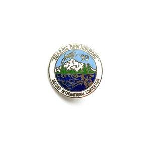 '90 Seattle Enamel Pin